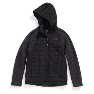 The North Face Quilted Fleece Jacket